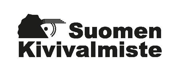 Suomen Kivivalmiste logo